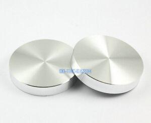 4 Pcs 54 10 M8 Aluminum Disc Glass Table Top Adapter Attach Circle