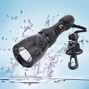 2000Lumens-Underwater-CREE-XM-L-L2-LED-Diving-Flash-Torch-Light-Lamp-AU-STOCK