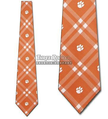 Tigers Tie Auburn University Tigers Neckties Licensed Mens Neck Ties NWT
