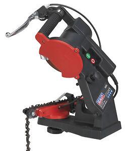 Sealey 240v Electric Bench Chainsaw Blade Sharpener