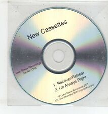 (ET353) New Cassettes, Recover/Retreat - 2007 DJ CD