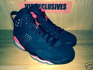 Air Jordan 6 Black Infrared 2014