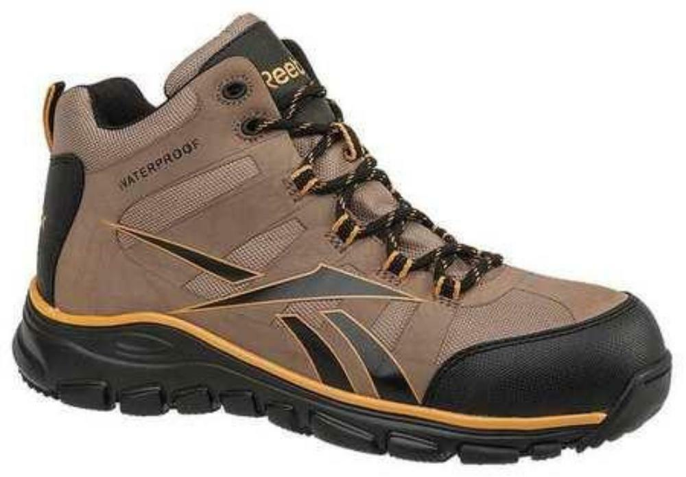 * SALE * Reebok Work Men's Comp Toe Work Boot - Waterproof -Arion (RB4512)