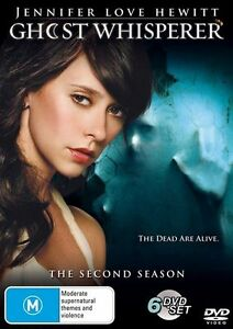Ghost-Whisperer-Season-2-DVD-2008-6-Disc-Set-Jennifer-Love-Hewitt