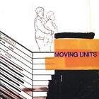 Moving Units S/t CD US Palm Pictures 4 Track EP With Info Stickered Case