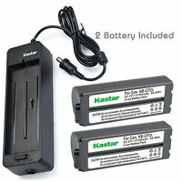 Kastar Battery Charger Canon Selphy Cp780 Cp790 Cp800 Cp100 Cg-cp200 Cp220 Cp300