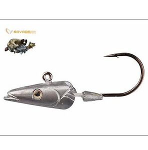 Savage-Gear-NEW-Sandeel-Jig-Heads-Sea-Fishing-Lure-Fishing