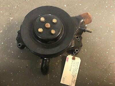 Pulley Circulating Water Pump Single Groove Marine 98211 CRUR065049