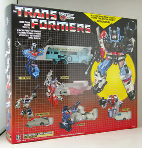 Transformers Defensor G1 Re-issue Brand NEW COLLECTION Toys & Gifts