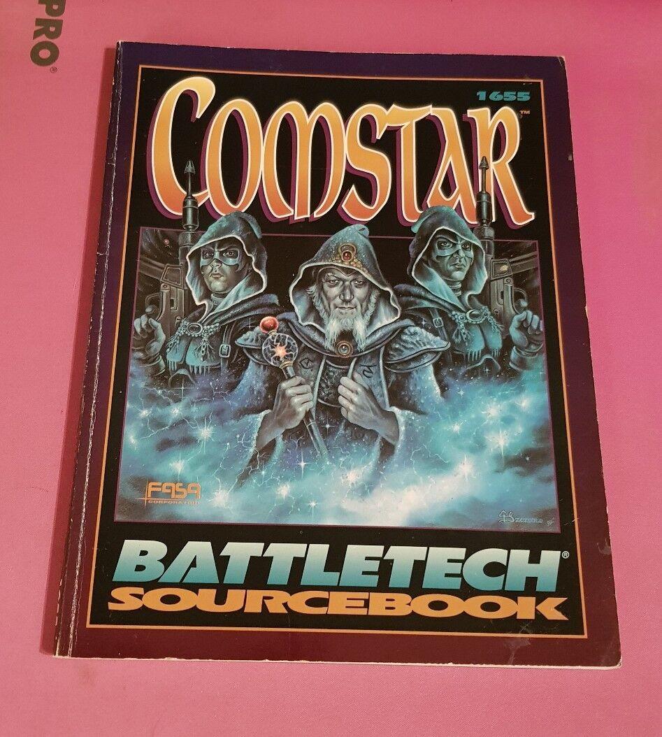 COMSTAR-Battletech fonte di riferimento MECHWARRIOR FASA rpg di ruolo Roleplay RARO