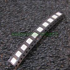 10x Rgb 5050 Smd Led Plcc 6 6pin 3 Chip 5mm Red Green Blue 6 Pin Us Seller Z28