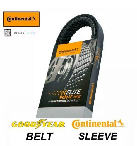 NEW 4080510 Serpentine Belt-Continental Elite Goodyear Gatorback
