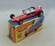 Matchbox Superfast MB64 Slingshot Dragster
