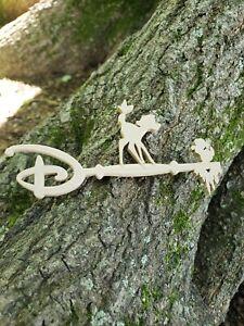 Disney-Key-Bambi-amp-Thumper-3D-Print-Custom-Wood