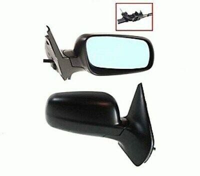 OE Replacement Volkswagen Passenger Side Mirror Outside Rear View Partslink Number VW1321110