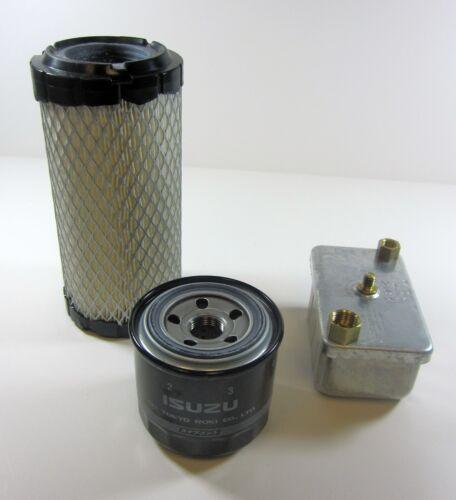 Onan Genuine Factory Filter Kit  RV Diesel Generator HDCAA A-D HDCAB Spec