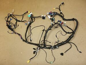 2016 tesla model s 60 dash wiring harness damaged for parts or not rh ebay com tesla wiring harness tesla model 3 wire harness