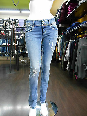 Capace Take Two Regular Fit Jeans Donna Jennipher Allevi Denim P04178 D2300 Stretch Belle Arti