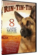 DVD - Drama - Ultimate Rin-Tin-Tin - 8 Clssic Movie Collection - The Slver Trail