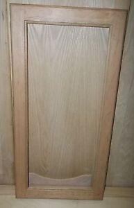 2 Frame Cabinet Doors Kitchen Paint Grade Maple Open Frame