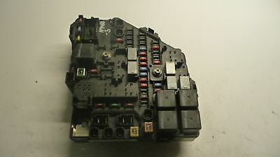 NY453-5 OEM WARRANTY 2004-2007 CADILLAC CTS FUSE BOX ...