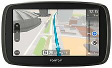"TomTom GO 60S 6"" Portable Vehicle 3D GPS w/ Lifetime Maps & Traffic -1FC6.019.00"