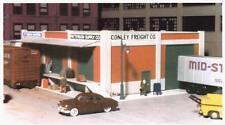 City Classics-HO Scale -- #107 Carson Street Rail / Truck Terminal Kit - NIB