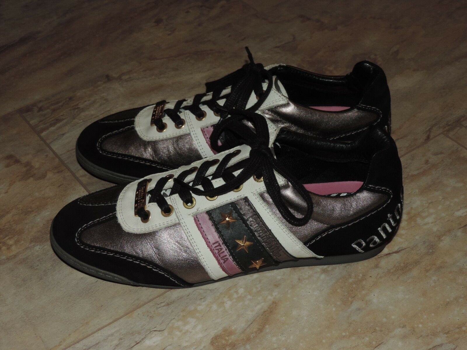 Pantafola d,Oro Herrenschuhe, Sneaker - Gr. 41