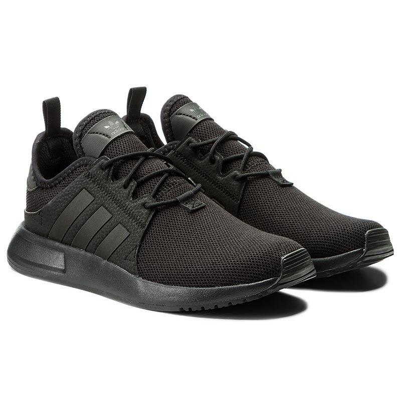 Más reciente Model adidas x _ PLR zapatos by9260 zapatos PLR caballero zapatillas aerobic negro Negro b6e455