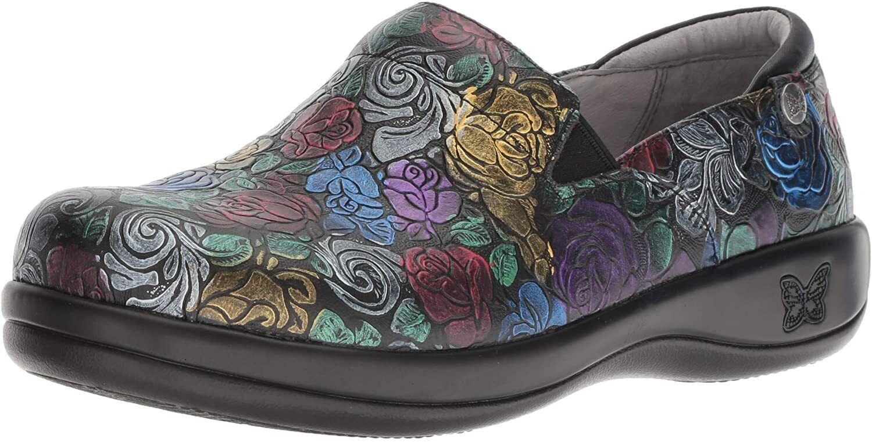 Alegria Women's Keli Professional Slip-On Shoe Workwomanship 36 M