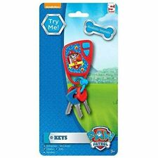 2x Official Paw Patrol Fun Car Keys Alarm With Sounds Kids Gift Toy ... 29ffb2cbb
