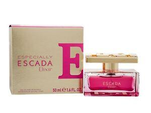 Escada Especially Elixir Eau De Parfum Intense 50ml Spray Womens
