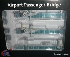 JC Wings LH2148 Airport Passenger Bridge For Wide body Aircraft Rare