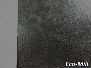 Vinyl Material Upholstery Fabric Soft Faux Leather Vancouver Black