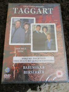 Taggart-Vol-14-Babushka-Berserker-DVD-2008-2-Disc-Set