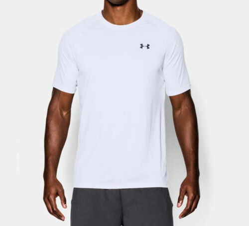 New Under Armour Tech Men/'s Athletic Short Sleeve T Shirt 1228539 All Colors