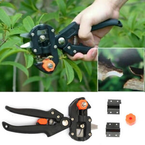 Grafting-Machine-Pruning-Shear-Tree-Nursery-Cutting-Secateurs-Scissors-Hand-Tool