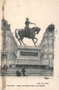 ORLEANS-statua-di-jeanne-d-039-arco