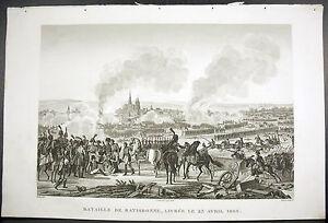 Battle-Regensburg-or-Regensburg-Austria-Napoleon-Bonaparte-1815-Lying