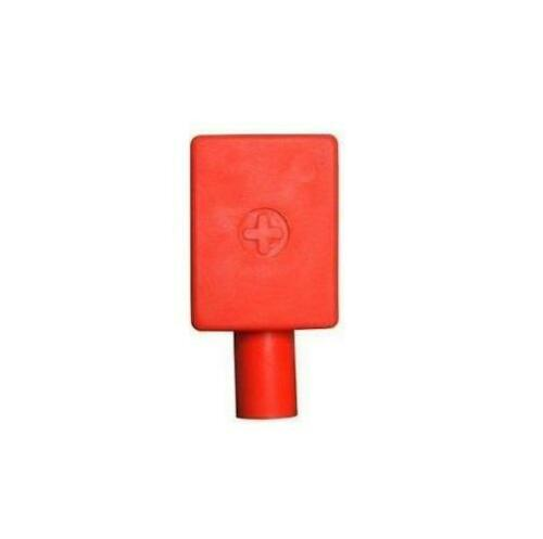 Mid Red Split Charger Battery Terminal Insulation Cover