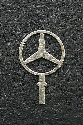 Mercedes-Benz STERN Star Logo Kühler Emblem 3mm  1:24 CMC PMA Revell