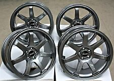 "18"" CRUIZE RB3 ALLOY WHEELS FIT FORD MUSTANG PROBE HONDA ACCORD CIVIC"