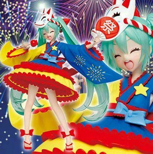 Limited Smile ver Hatsune Miku Figure 2nd season Summer ver Prize JAPAN