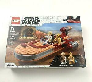 Lego Star Wars Luke Skywalker/'s Landspeeder 75271-236PCS NEW