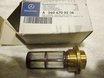 For Mercedes-Benz SL500 1994-2002 Genuine In-Tank Fuel Pump Strainer