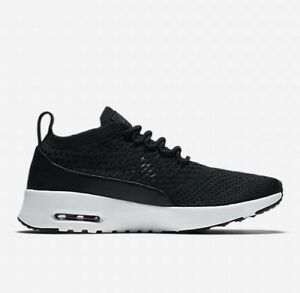 Wmns NIKE AIR MAX THEA Ultra Flyknit Pinnacle Pncl UK 5 EUR 38.5 NUOVE 881174 001