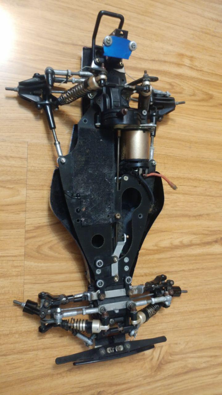Tamiya Avante 1988 for pats or repair