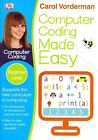 Computer Coding Made Easy by Carol Vorderman (Paperback, 2014)