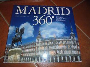 Book Madrid 360° Moncho Alpuente Priuli And Verlucca Editors