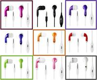 Handsfree Mobile In Ear Stereo Headphones Headset W/ Mic For Galaxy S6 S7 S3 S4